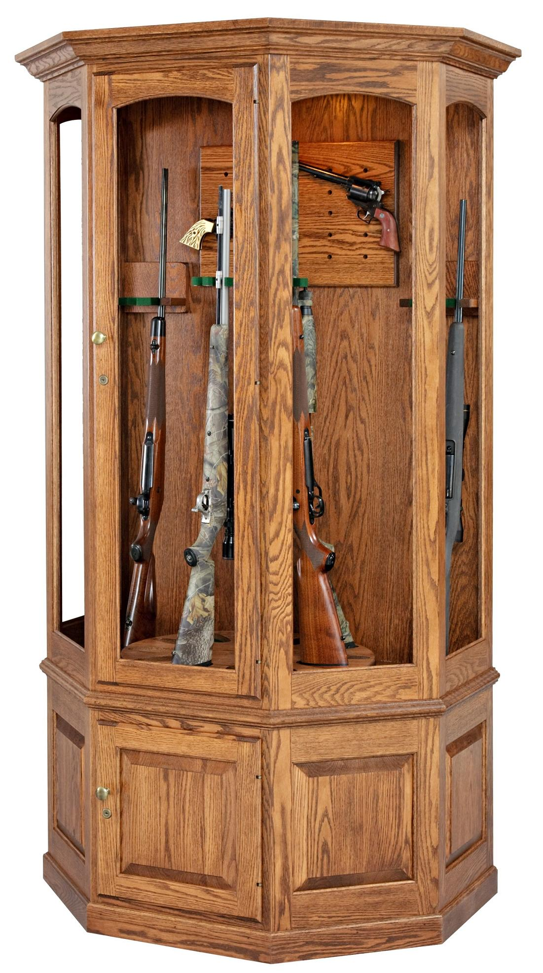Swaying Her gun cabinets on Buying a New Gun Cabinet