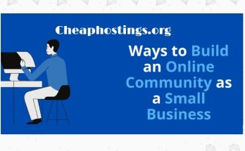 Ways to Build an Online Community as a Small Business