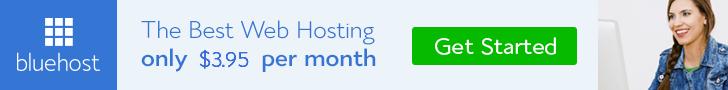 Bluehost-Hosting