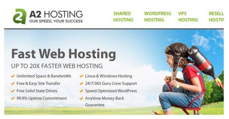 a2hosting-Hosting