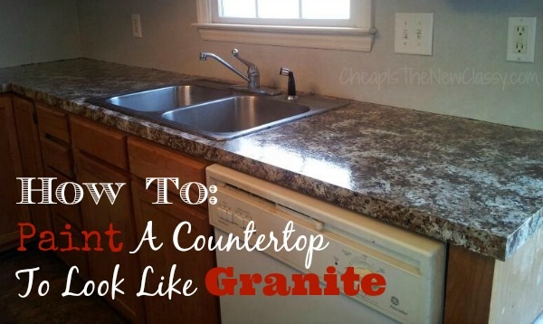 Giani Granite Makes It Easy To Paint Countertops To Look Like Granite
