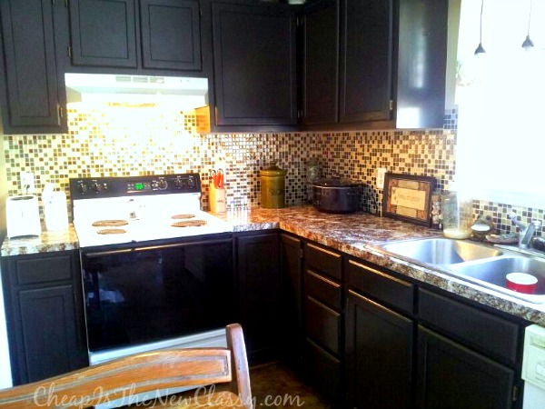 Renew Your Kitchen With Cabinet Paint DIY  Cheap Is The