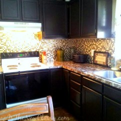 Renew Kitchen Cabinets Old Fashioned Faucets Your With Cabinet Paint Diy Cheap Is The New Classy Want To Change But You Don T Have Much Cash Or Time