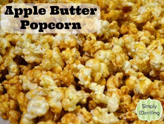 apple butter popcorn recipes 10 more tasty using