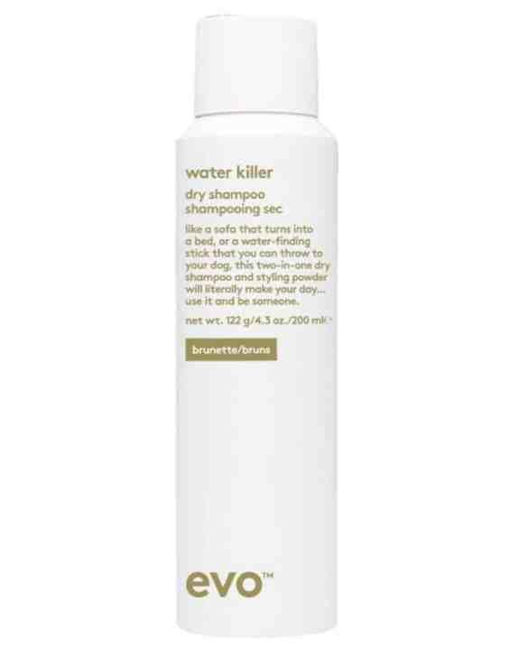 Evo Water Killer Brunette dry shampoo 122g 200ml