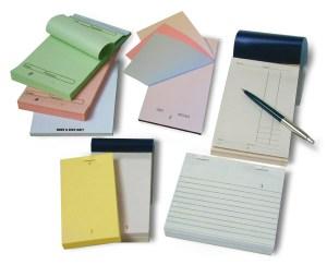 order pads 002
