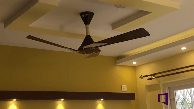 Latest Ceiling Ideas For Home With Fan (6)