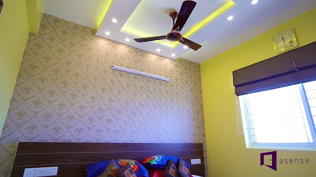 Latest Ceiling Ideas For Home With Fan (8)