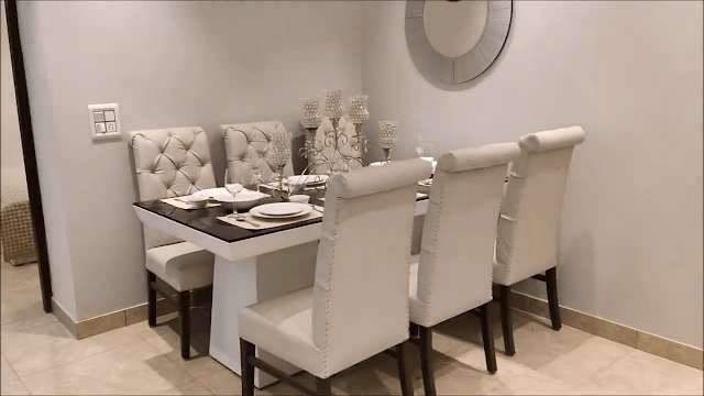 Modern Dining Table Setting Decoration Ideas (1)