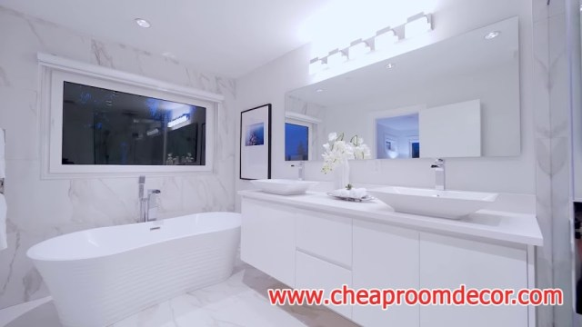 Modern Bathroom Designs Ideas Photo Gallery (1)