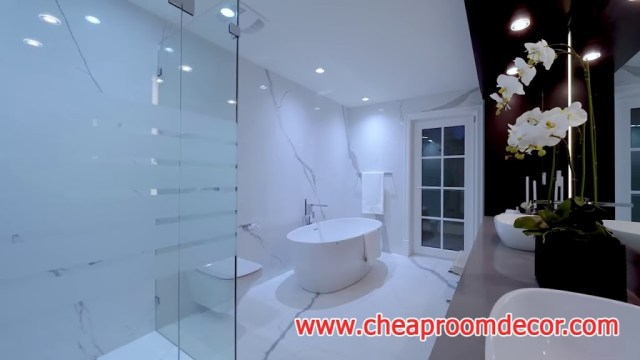 Modern Bathroom Designs Ideas Photo Gallery (5)