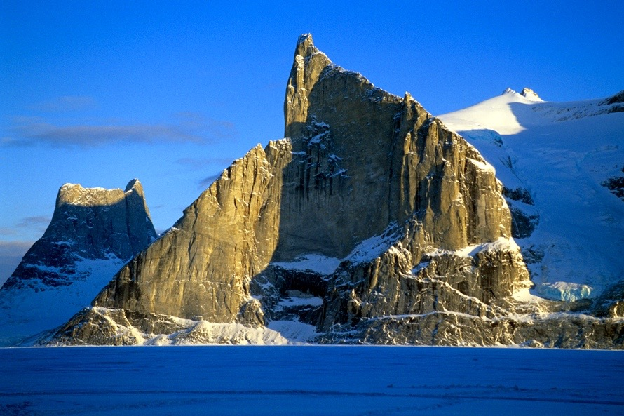 The so-called 'mother of all headwalls' is one of the most beautiful mountains in the world