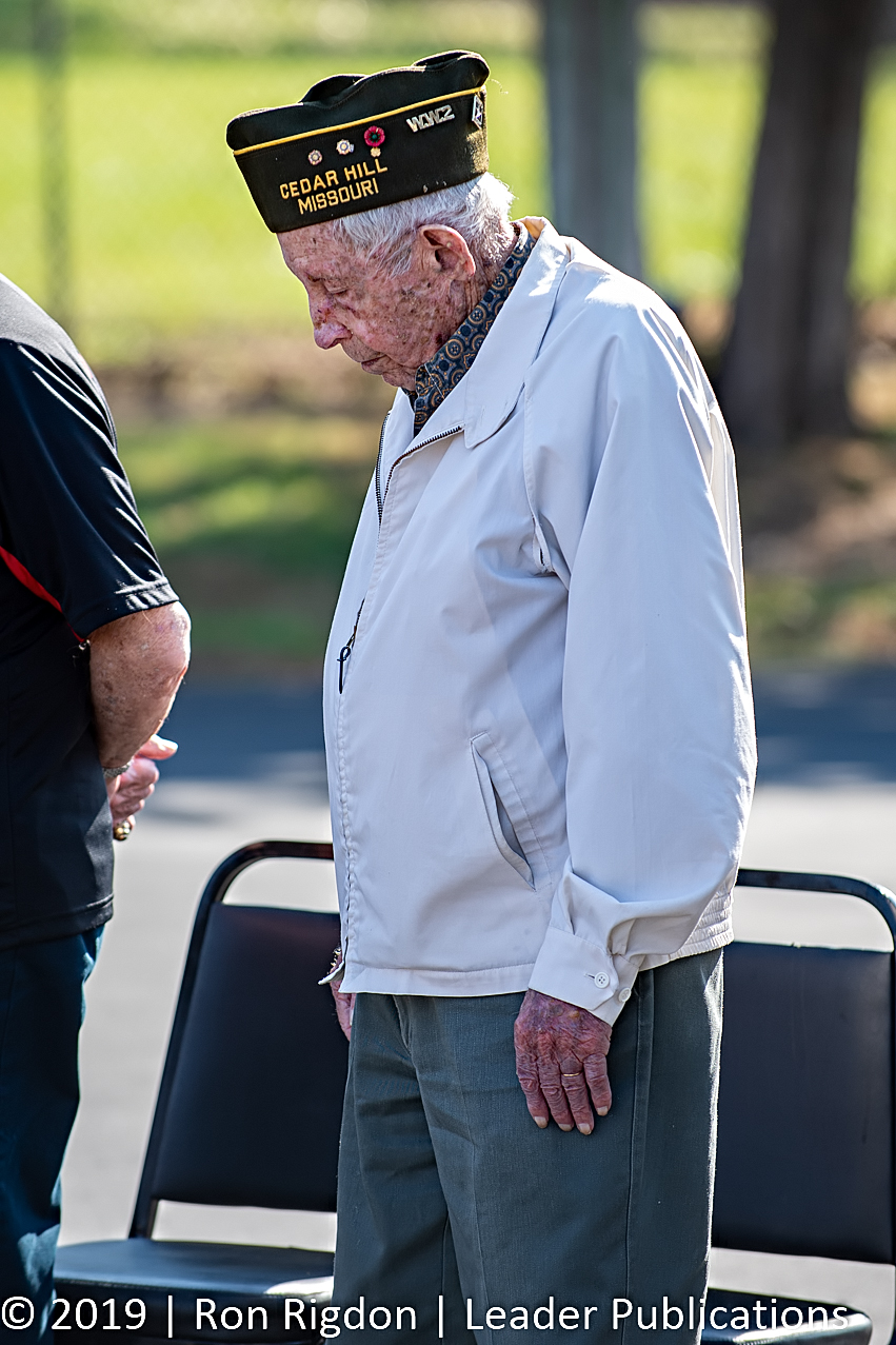 Cletus Harness - WWII Veteran