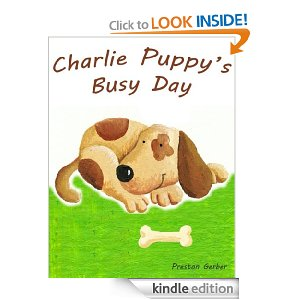 Charlie Puppy's Busy Day