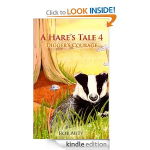 A Hare's Tale 4 - Digger's Courage