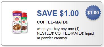 Coffee mate one