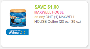 Maxwell House one