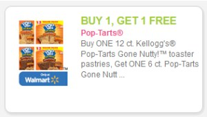 pop tarts nutty