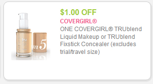 Cover Girl one
