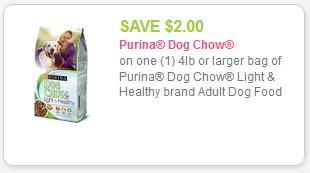 Purina Dog Chow two