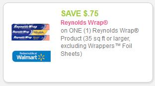 Reynolds Wrap 75