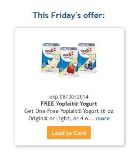 Kroger Free Yogurt