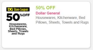 Dollar General Housewares