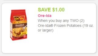 Ore-Ida Save a dollar