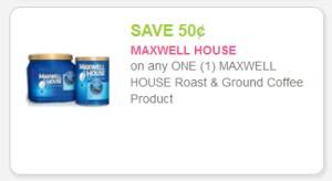 Maxwell House 50