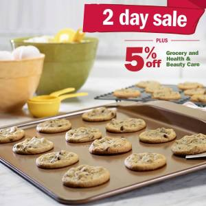 Meijer two day baking
