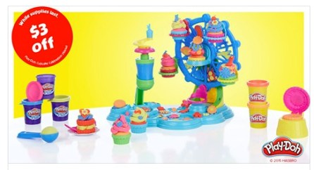 Play-Doh 3 off