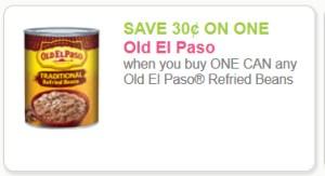 Old El Paso Pinto