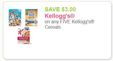 Kellogg's save 3