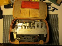 Tube Radio Aux Input - Year of Clean Water