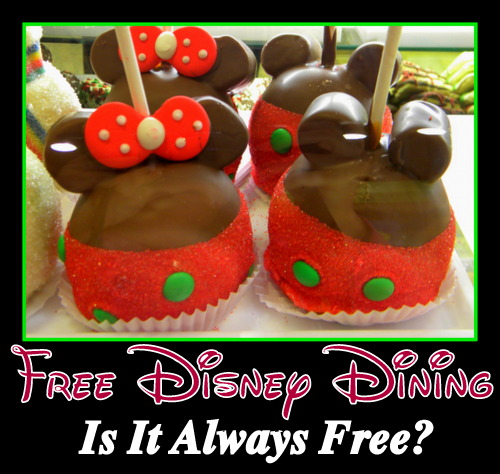 Is Free Disney Dining free, Fre Disney Dining, how to get Free Disney Dining,