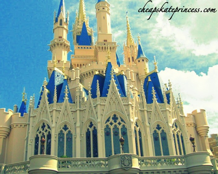Disney castle, princess, Princesses, photo of Disney's Cinderella castle, Disney in the summer, Magic Kingdom in the sun,