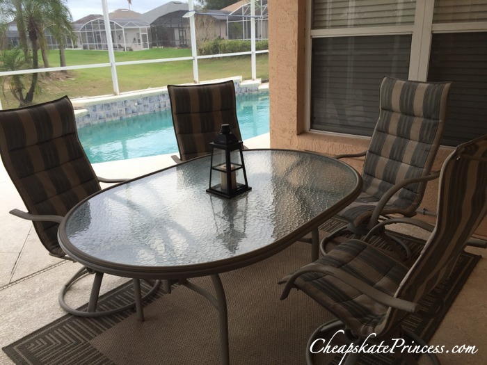 rental home with a pool in Orlando