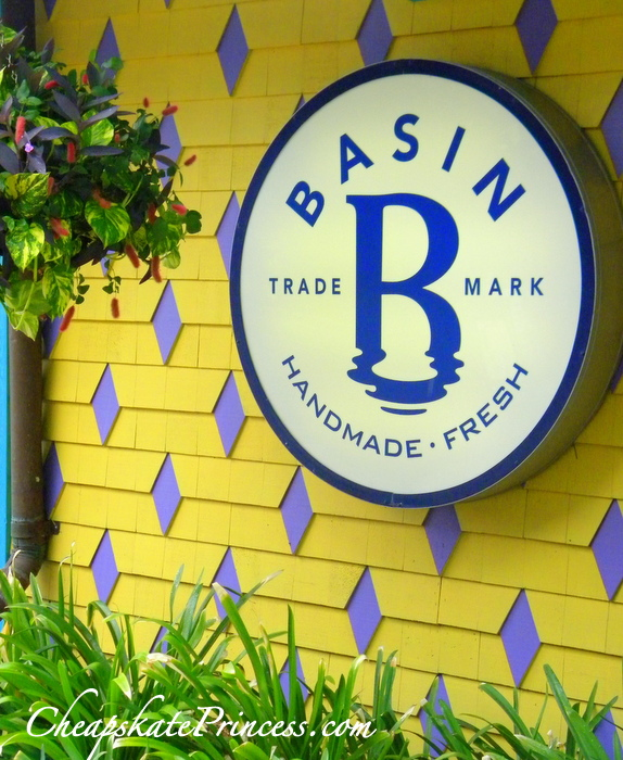 Basin Store at Disney Springs