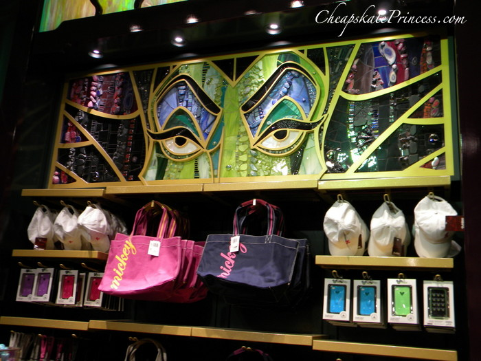window shop at Downtown Disney