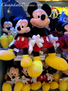 How big is the largest Mickey Mouse doll, how much do Mickey Mouse dolls cost, I love Mickey Mouse dolls