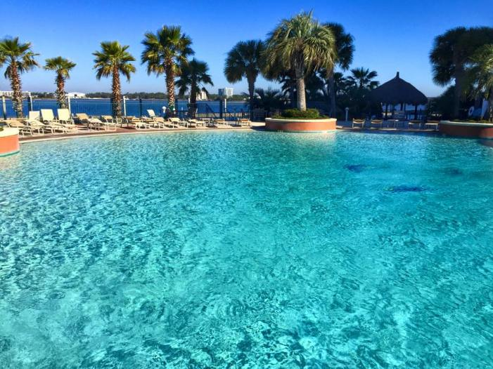 Caribe The Resort Swimming Pools