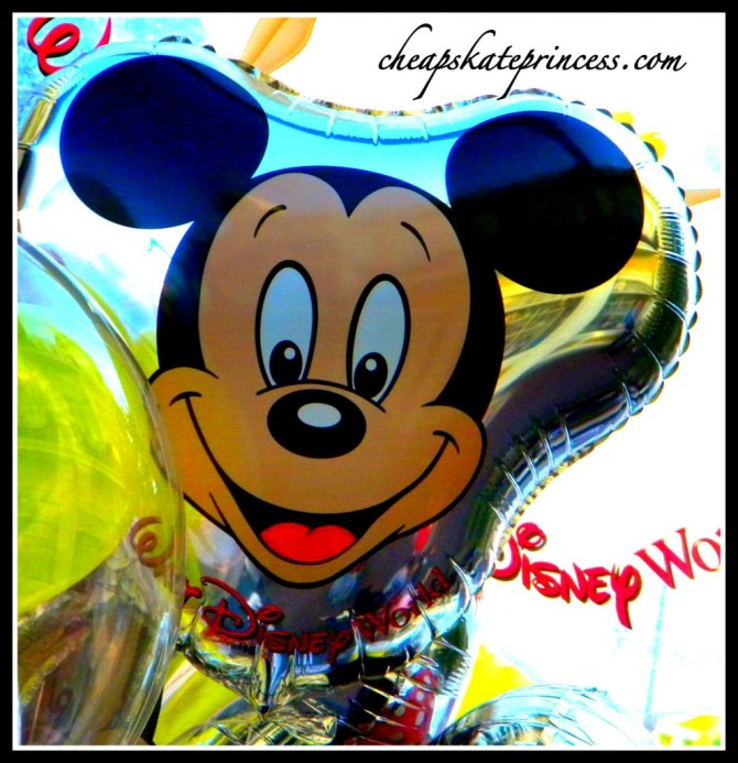 Mickey Mouse balloon, Mickey souvenirs, Disney balloons, Mickey Mouse photo, Disney's Mickey Mouse
