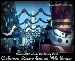 Christmas on Main Street, Toy Soldiers, Disney Toy Soldier, Disney Christmas, packing for Disney, what to pack for vacation