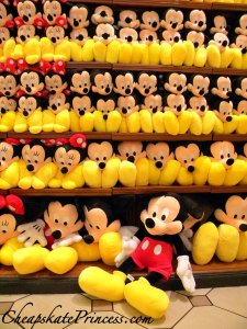 Mickey Mouse dolls for kids, shop for Mickey Mouse dolls, why kids love to shop, life lessons, child psychology