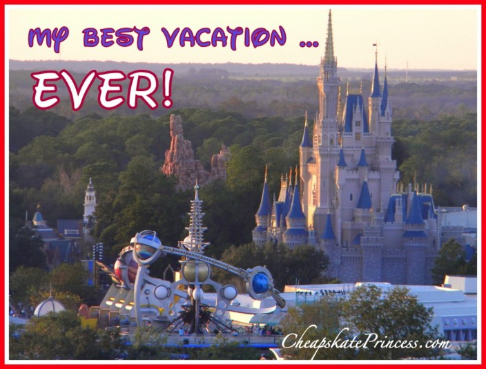 Magic Kingdom, Disney World, Best Disney vacation ever, how to stay well on vacation, how not to get sick on vacation