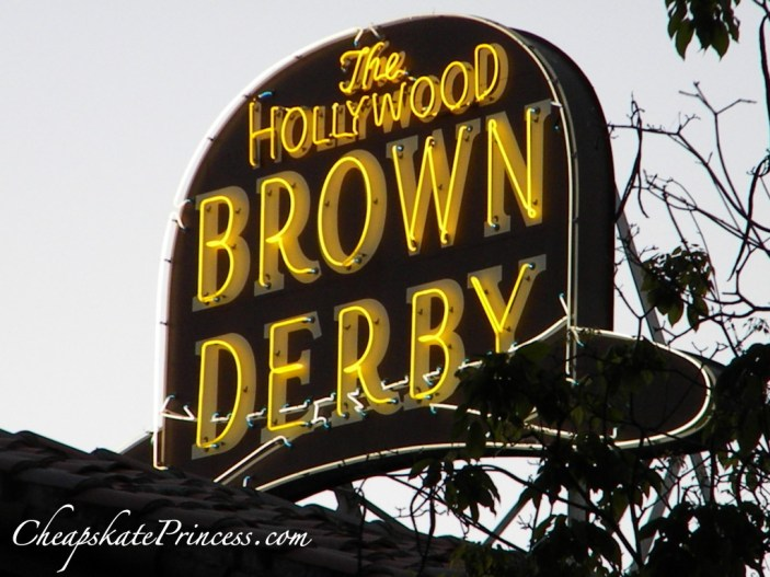 Disney's Brown Derby Restaurant
