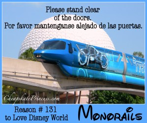 spend money at Disney World, save money at Disney World, {;ease stand clear of the doors, Disney splurge, best things to do at Disney World,