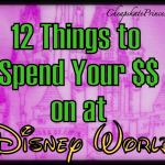 Gotta Have it! 12 Cheapskate Extravagances at Walt Disney World