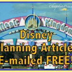 Free Cheapskate Princess E-mail Subscription…Don't Miss a Single Article!
