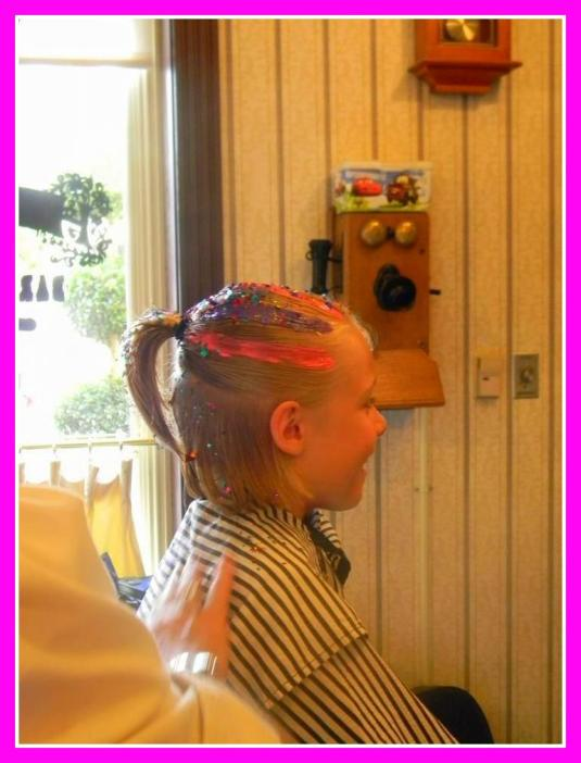 Harmony Barber shop reservations, get your hair cut at Disney, Disney Princess haircut, Disney Princess hair